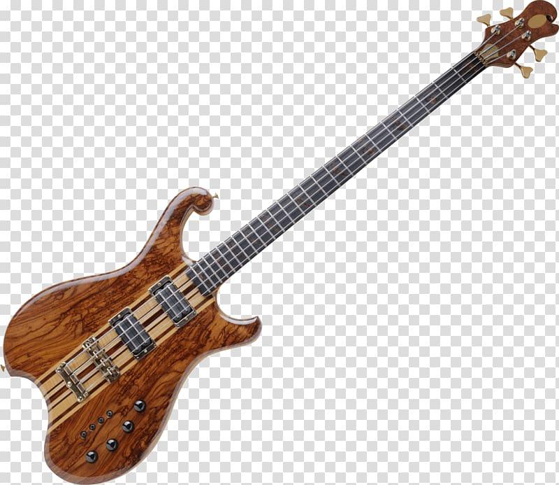 Bass electric . Guitar clipart transparent background