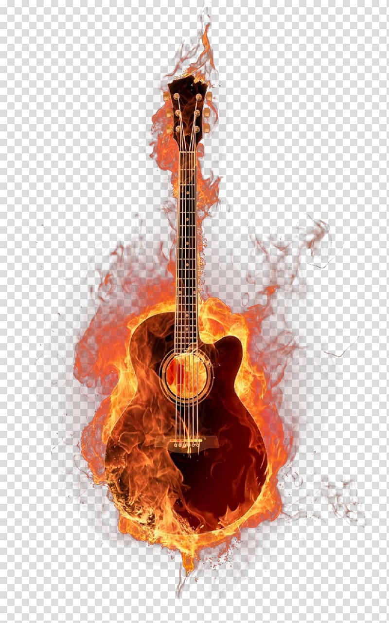Guitar clipart transparent background. Acoustic