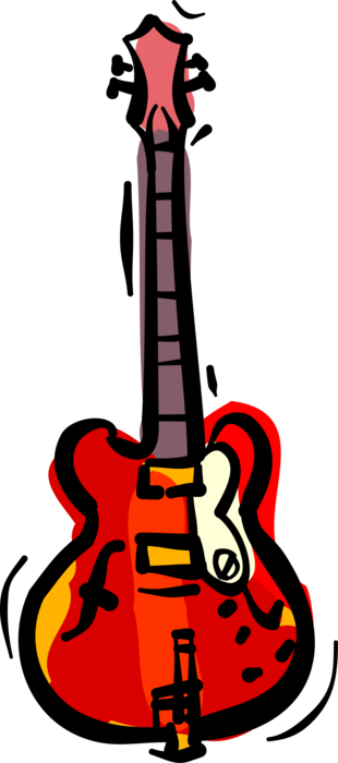 Guitar vector png. Electric image illustration of