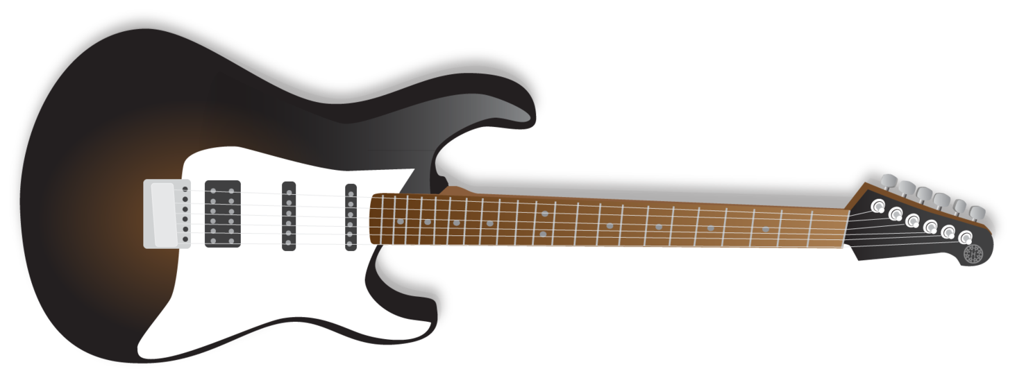 By hussamm on deviantart. Guitar vector png