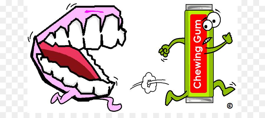 Chewing bubble gums clip. Gum clipart
