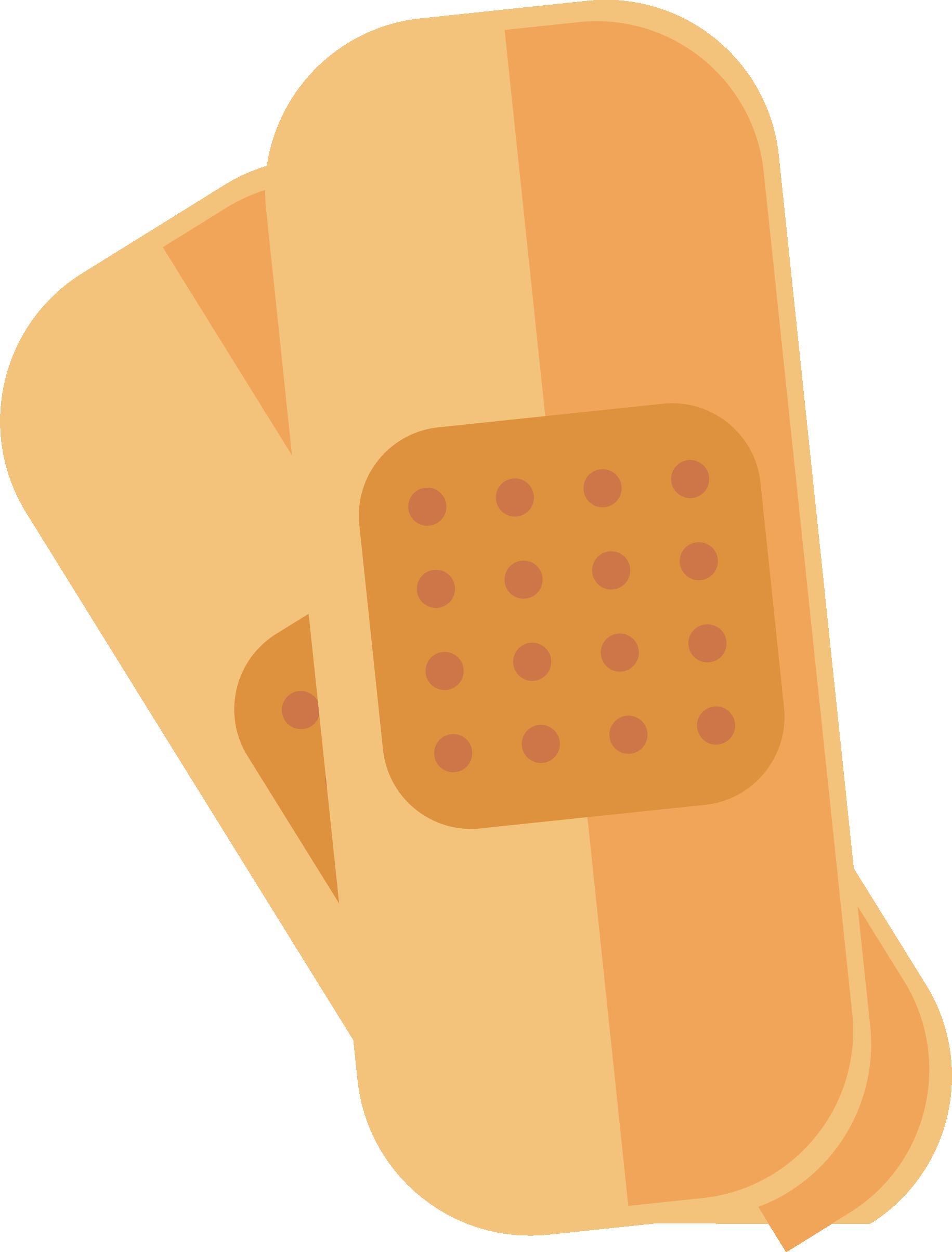 Gum clipart adhesive. Band aid bandage cartoon