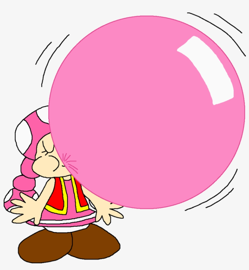 Chewing cartoon free transparent. Gum clipart babble
