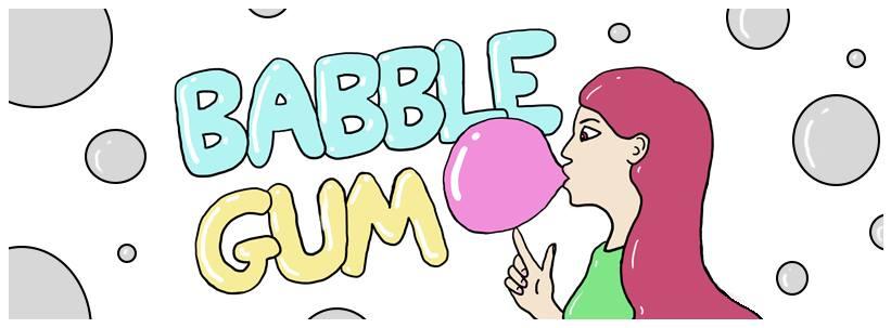 Gum clipart babble. Pick mix cumberland arms