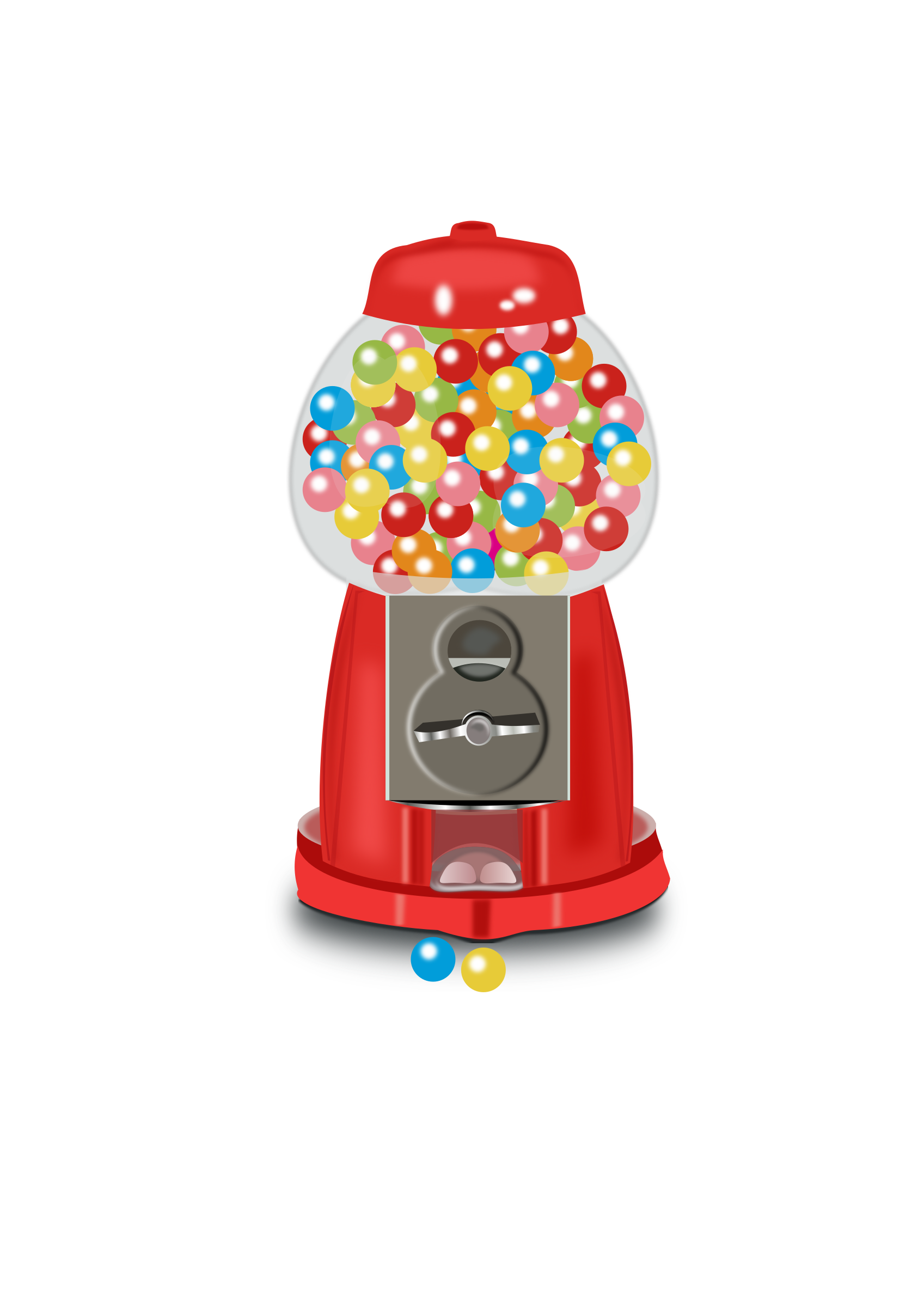 Gum clipart candy machine.  collection of transparent