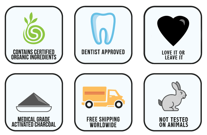 Gum clipart icky sticky. Activated charcoal tooth polish