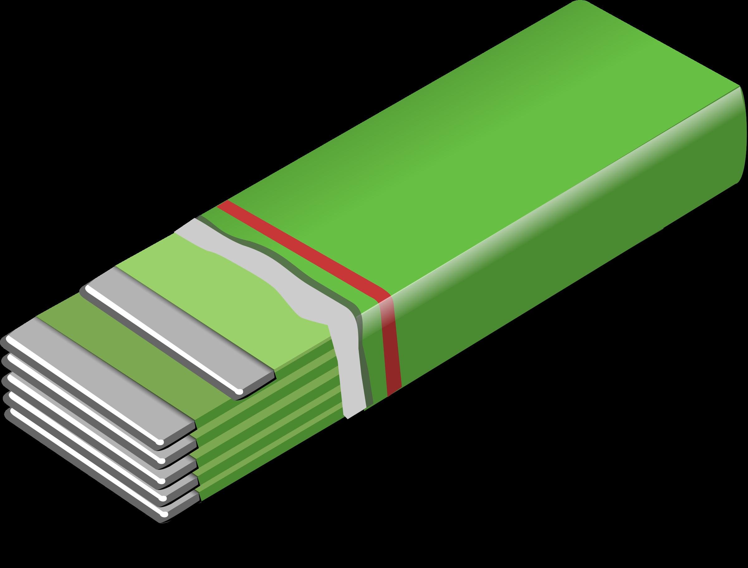 gum clipart packet