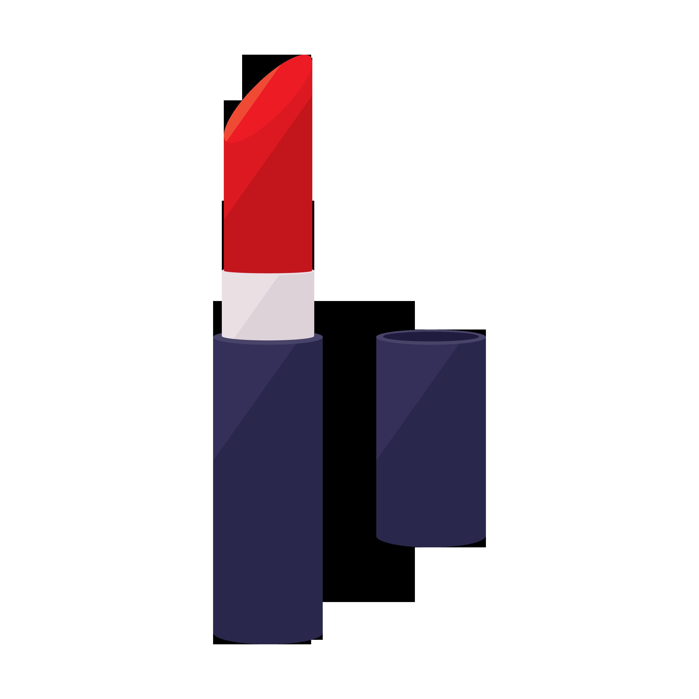 Clip art simple pattern. Lipstick clipart border