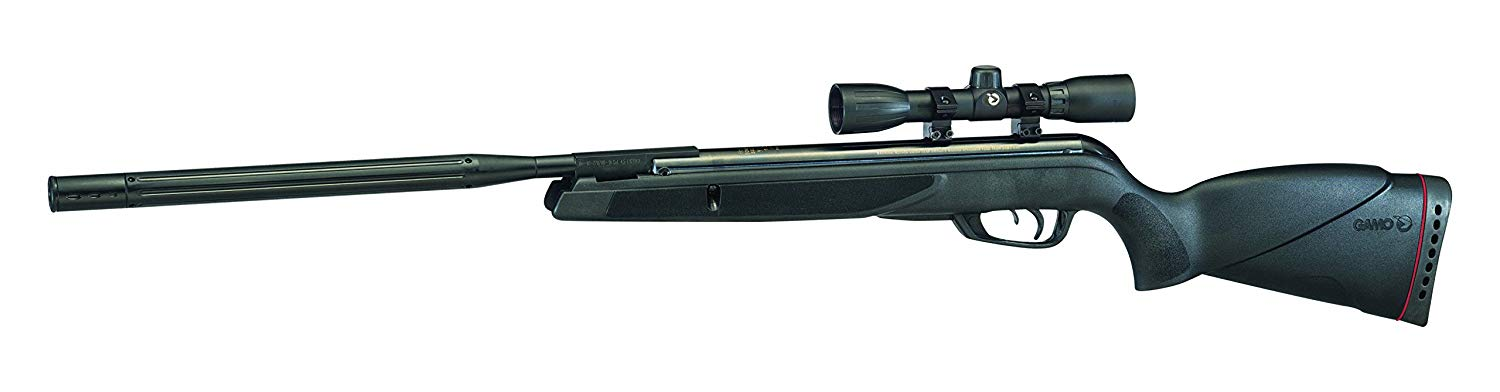 Gun clipart air rifle. Gamo wildcat whisper rifles