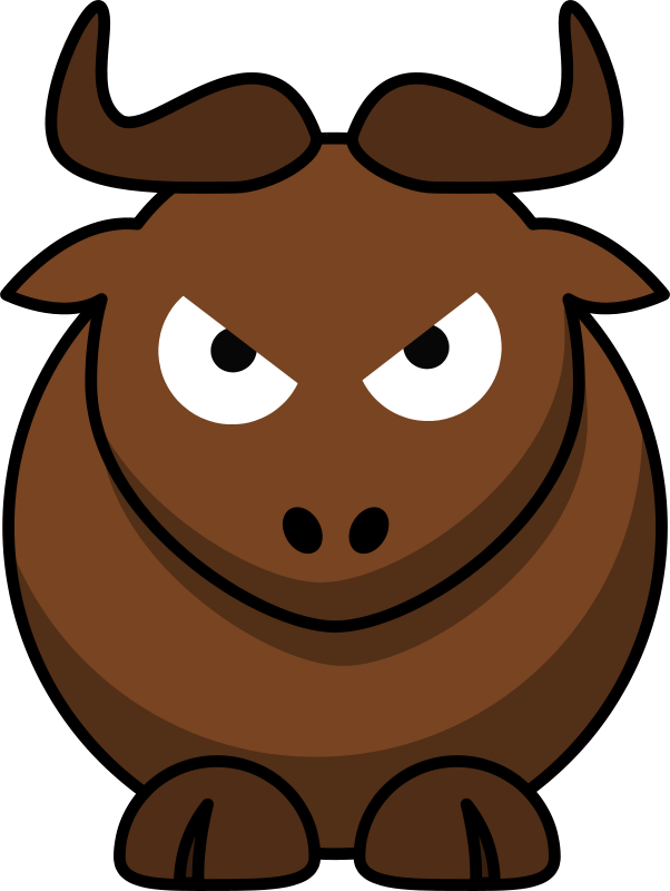 Gun clip art no. Yak clipart cartoon