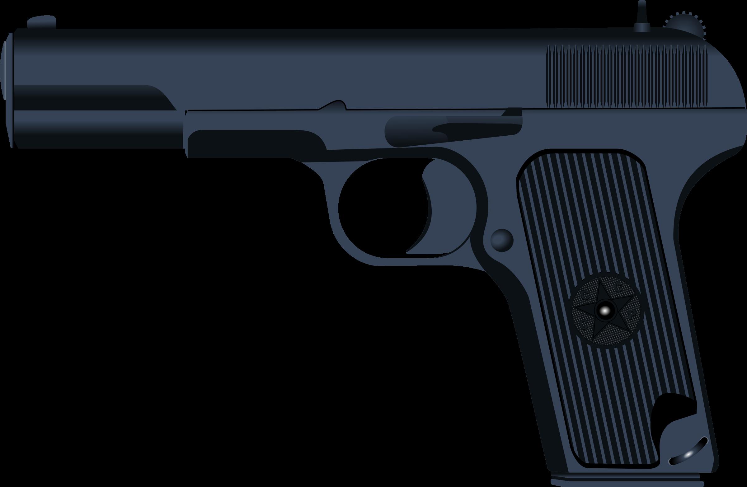 Guns pistol