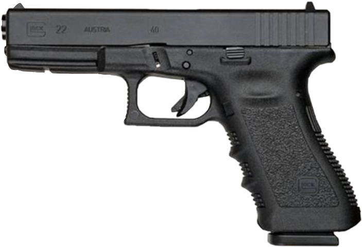 Popular and trending pistol. Gun clipart pistal