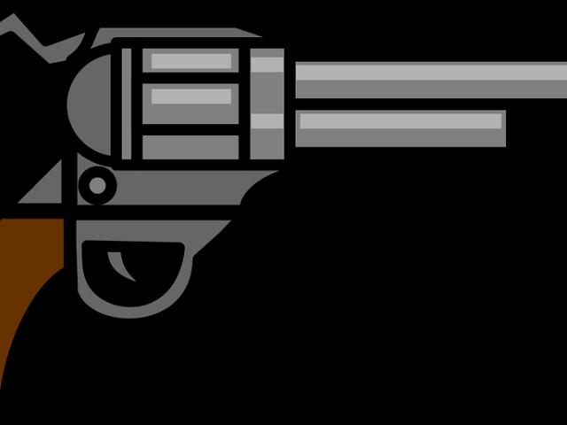 Gun clipart pistal. Pistol transparent background