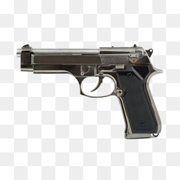 Pistol clipart real gun. Textured png images
