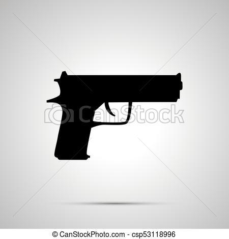 Guns clipart simple. Gun portal