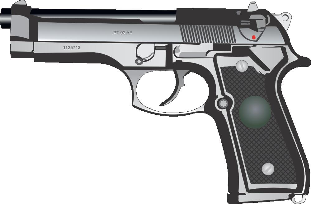 Gun clipart svg. Clipartist net clip art