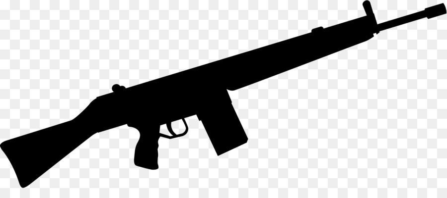 Clipart gun cute. Machine firearm weapon rifle