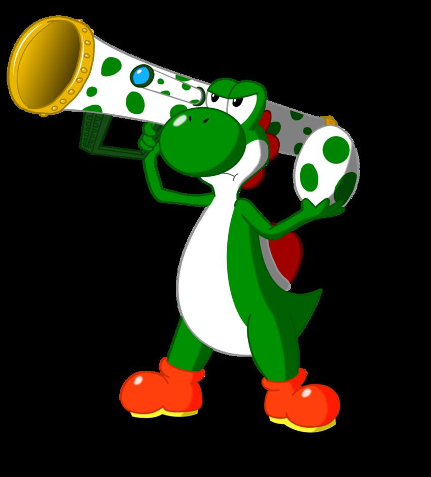 Guns clipart bazooka. Egg by dee artist