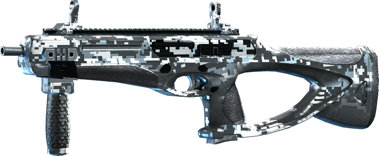 Guns clipart long gun. Burst rifle saints row