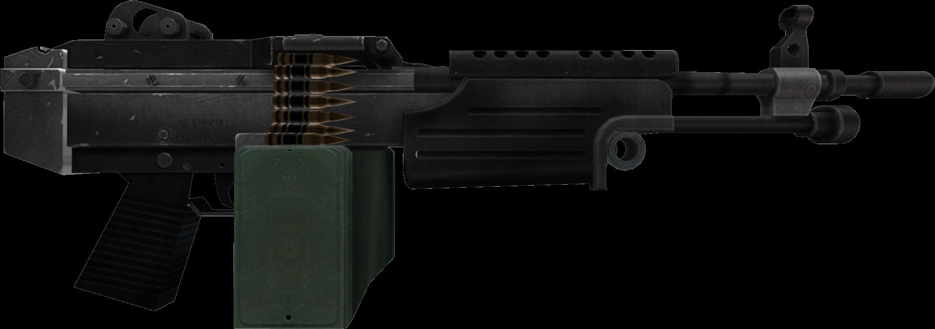 Guns submachine gun
