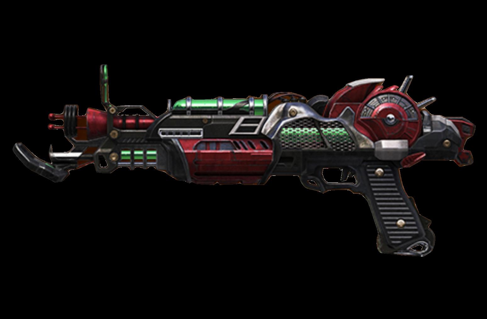 Zombie clipart call duty. Ray gun mark ii