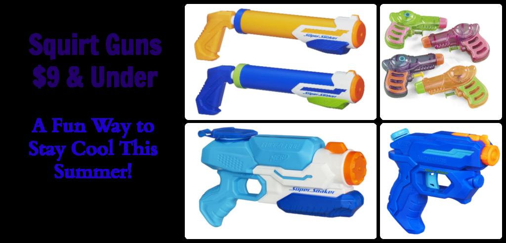 Guns clipart water gun. Squirt under summer time