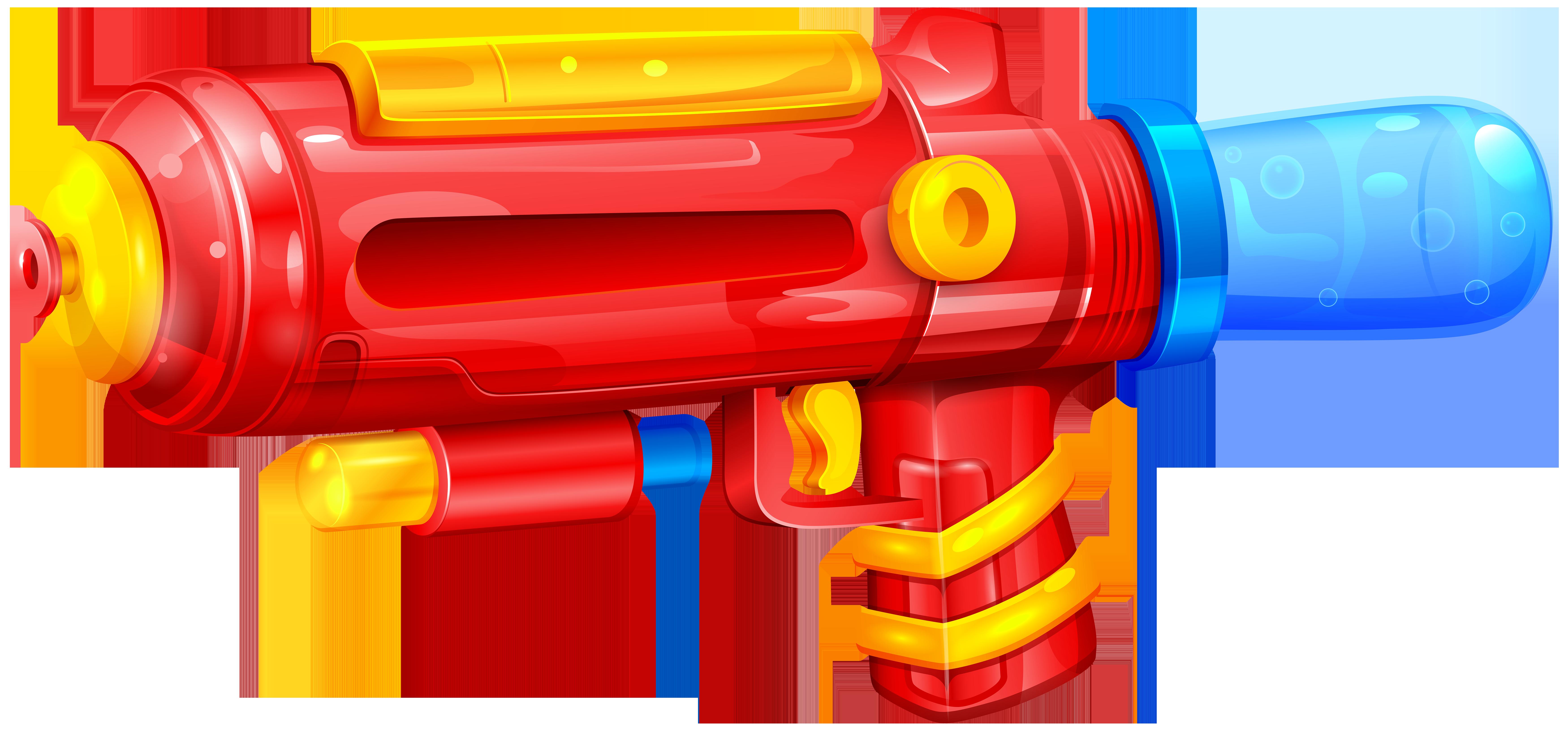 Toy weapon clip art. Guns clipart water gun