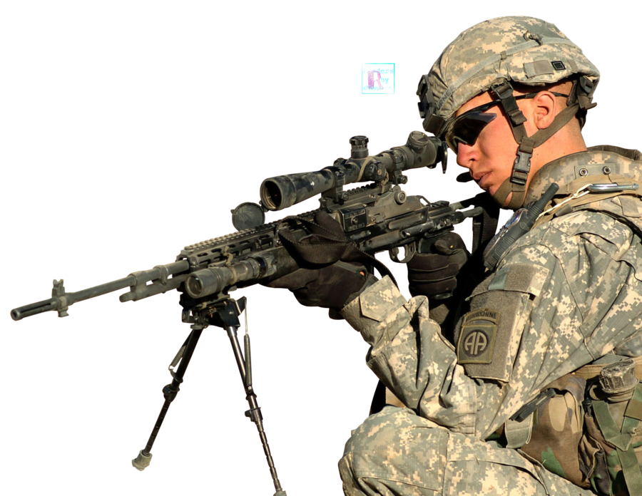 Military clipart army man. Guy render high resolution