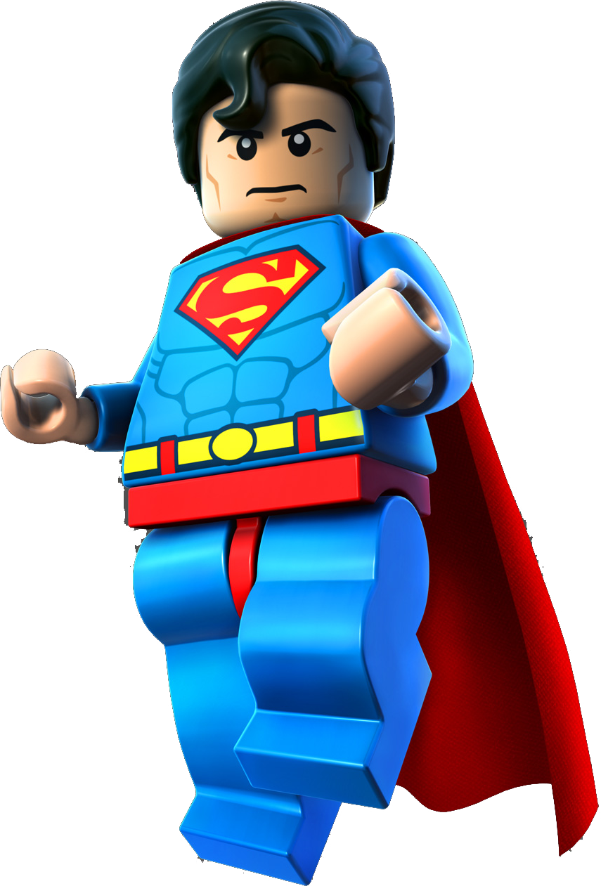 Legos clipart construction lego. Superman man of steel