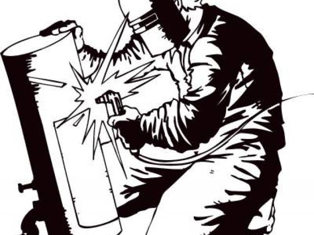 Free download clip art. Welding clipart guy