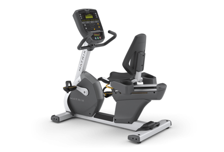Gym clipart cycling machine. R xe recumbent cycle