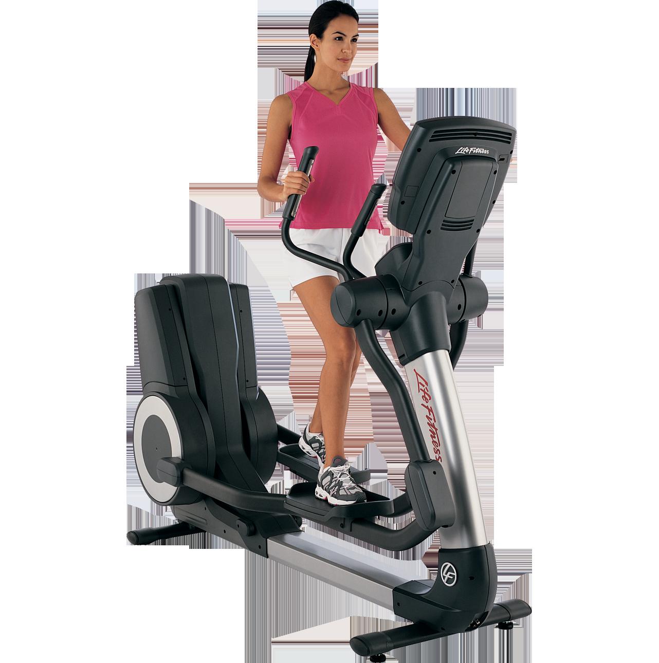 Bio mech machines best. Gym clipart exercise machine
