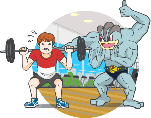Weight clipart fitness freak. Spoilers mysteries and conspiracies