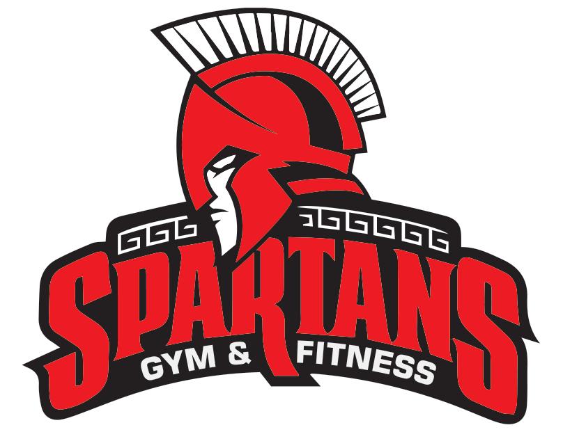 Portfolio spartan fitness . Gym clipart gym logo