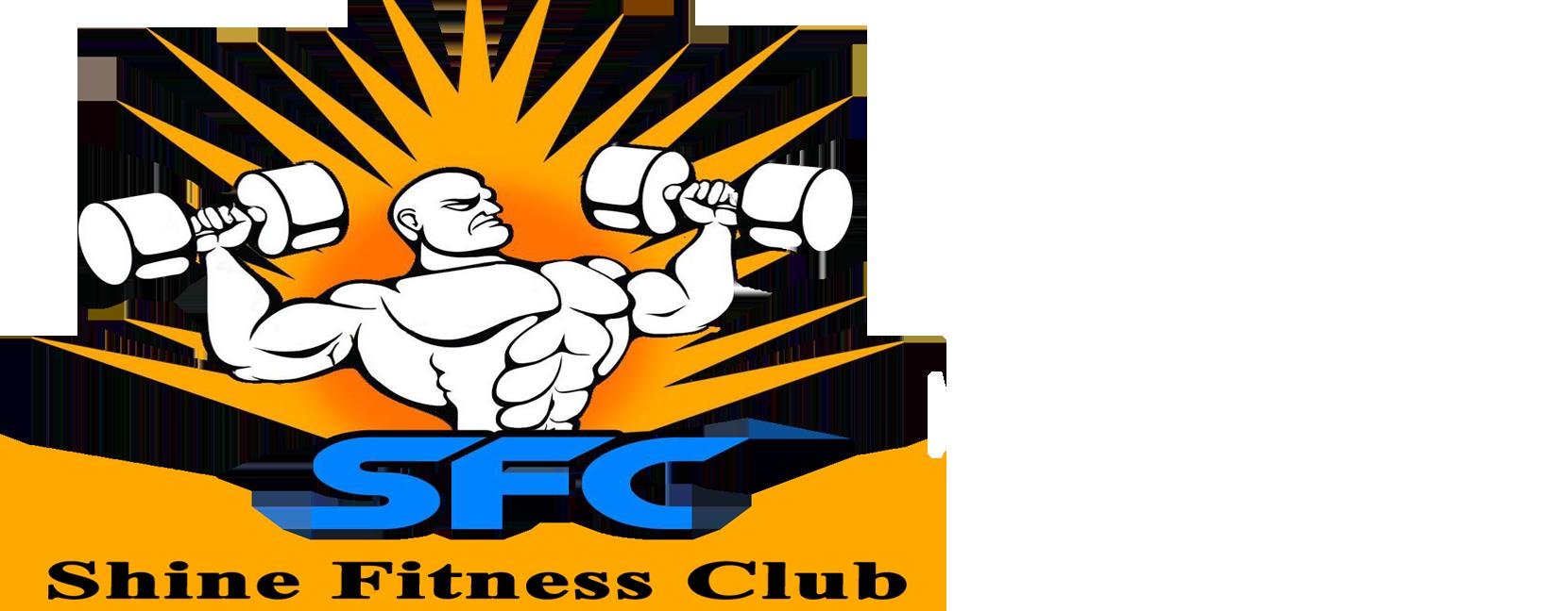 Shine fitness club best. Gym clipart gymnasium building