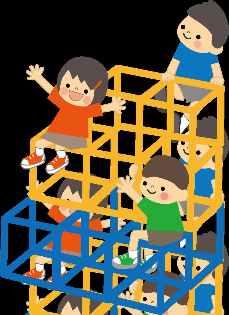 Gym clipart kindergarten. Jungle child person play
