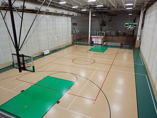 Flooring floor rubber gymnasium. Gym clipart sport complex