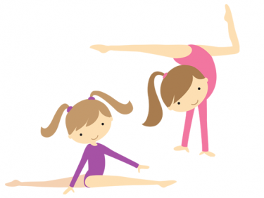 Free pictures clipartix cartoon. Gymnastics clipart flexible