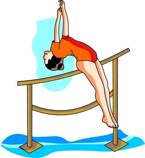 Gymnastics clipart animated. Gallery for gymnastic clip