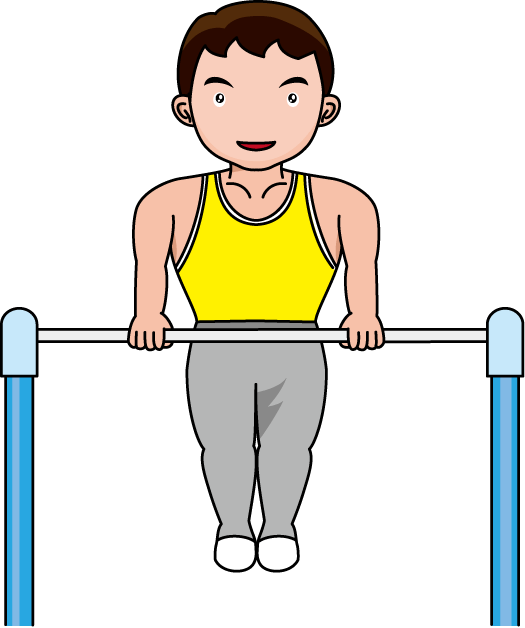 Cartoon free download best. Gymnastics clipart animated