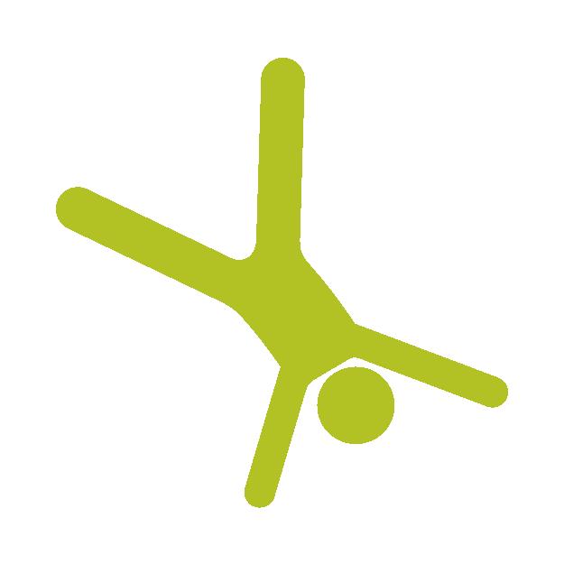 Gymnastics cartwheel