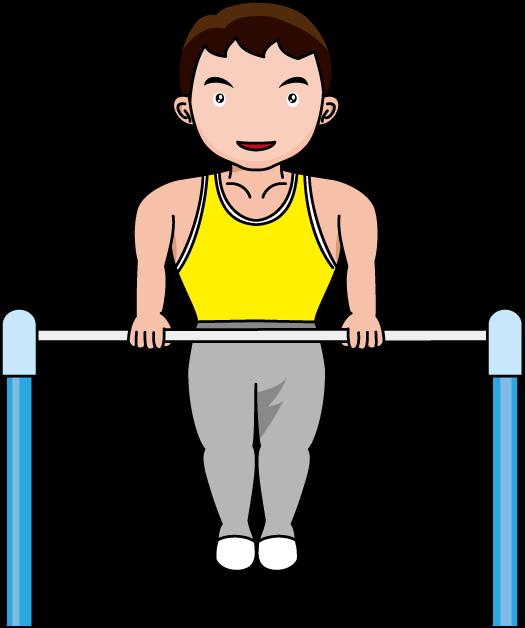 Boys gymnastics madmels info. Gymnast clipart balance beam clipart
