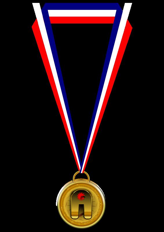 Prize clipart appreciation award. Medal panda free images