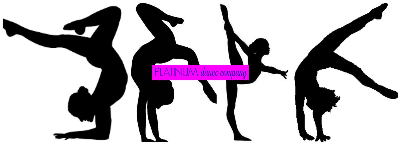 Acrobatics vs platinum company. Gymnastics clipart dance cheer