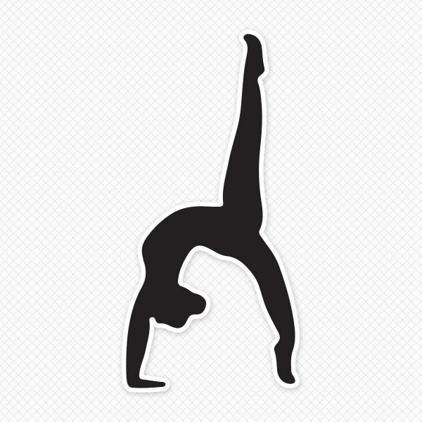 Gymnastics clipart easy. Download drawings drawing