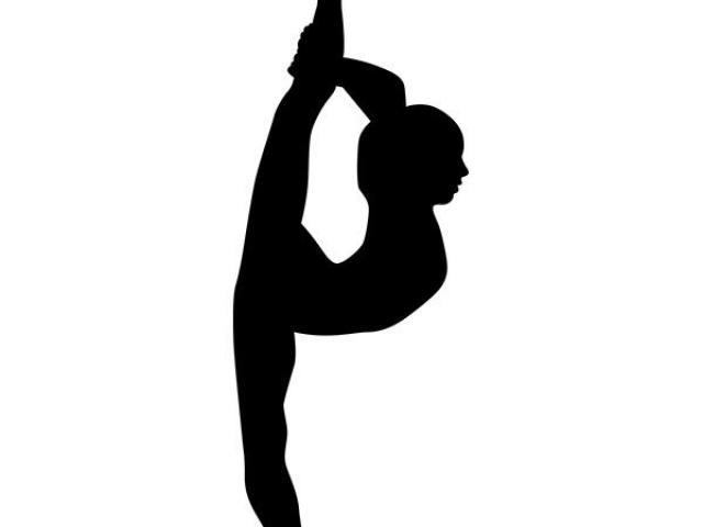 Free download clip art. Gymnastics clipart flexibility gymnastics