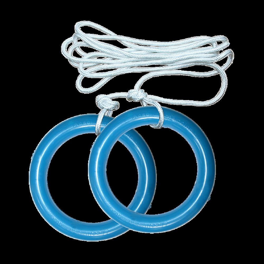 Sport rings wall bars. Gymnastics clipart ring