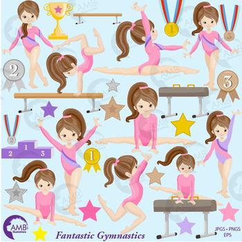 Gymnastics clipart teacher. Gymnast girls best tools