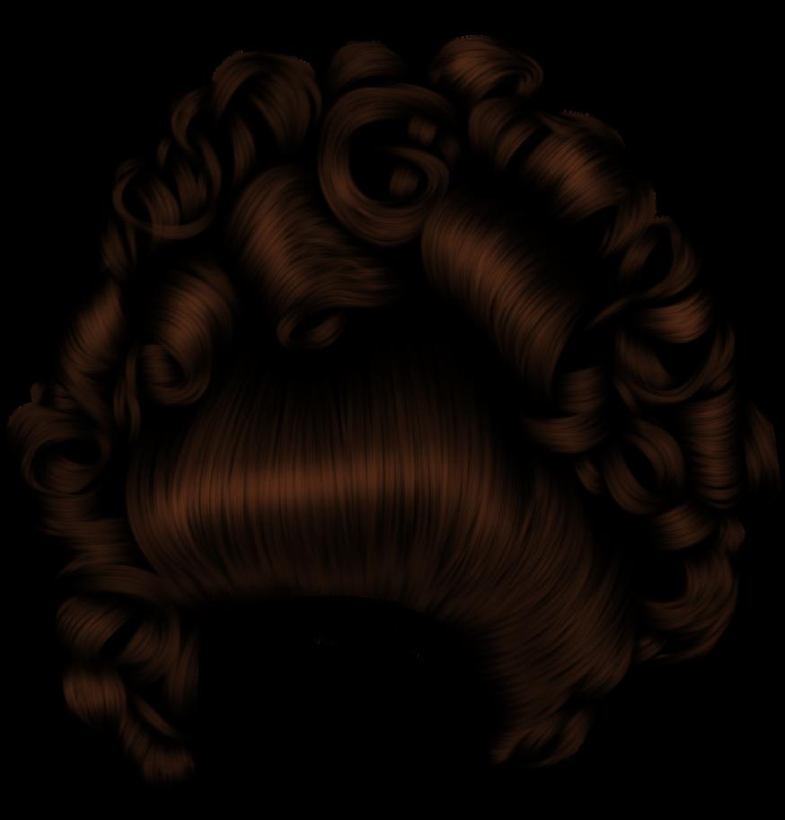 Big by hellonlegs on. Hair clipart cool hair