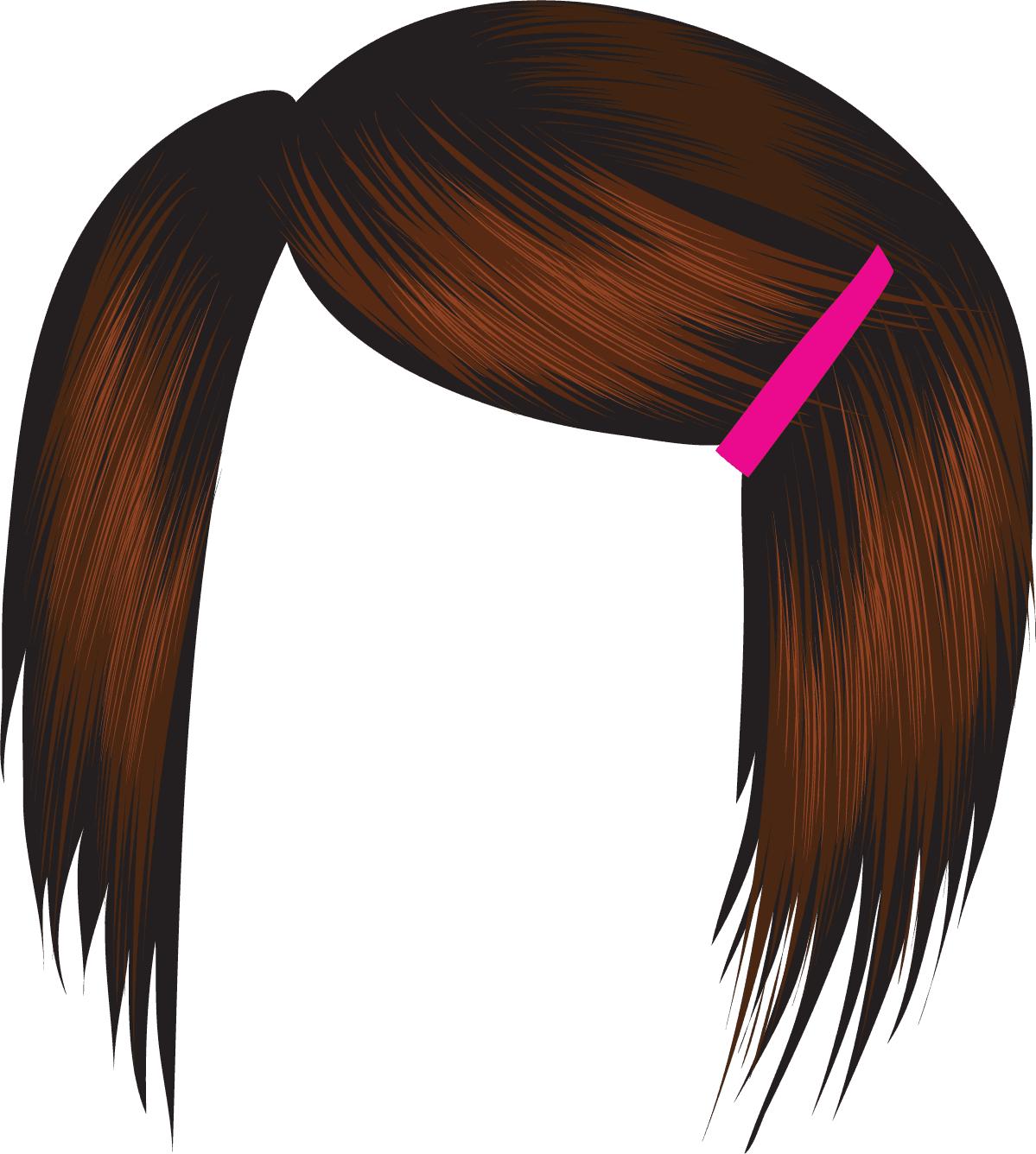 Clip art afro wig. Haircut clipart frizzy hair